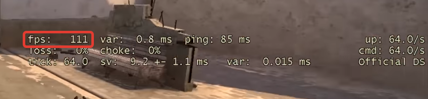 FPS в cs go