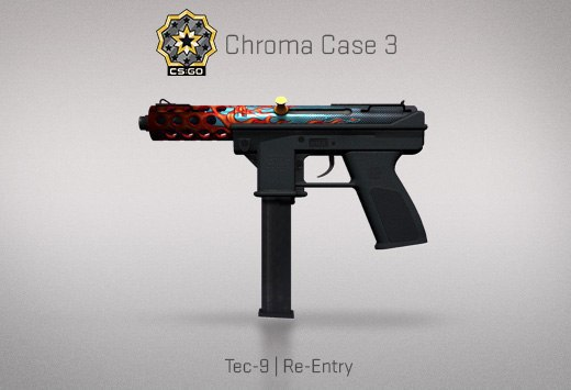 Tec-9 | Re-Entry