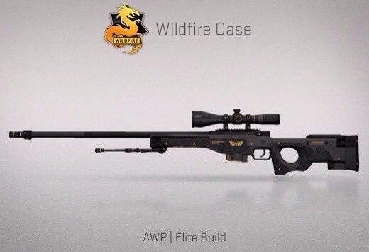 Крафт : AWP Элитное снаряжение