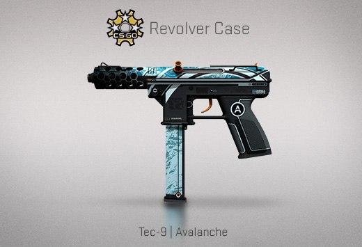 Tec-9 | Avalanche