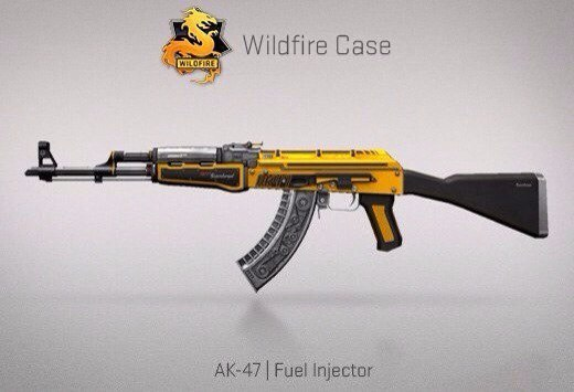 Крафт : AK-47 | Fuel Injector