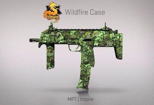 Крафт : MP7 | Impire