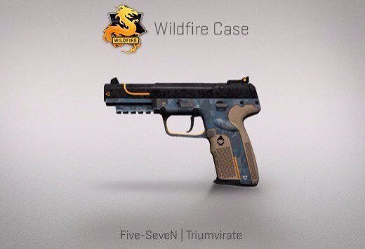 Крафт : Five-SeveN | Triumvirate