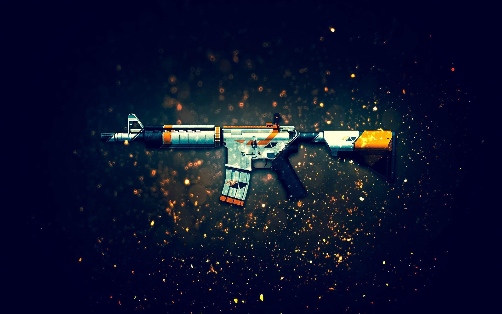 Стрельба в cs go