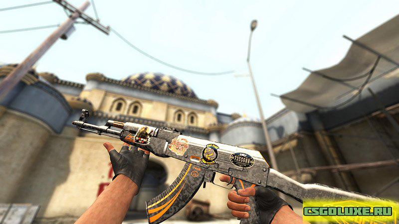 Модель AK 47: Скорость для CS GO