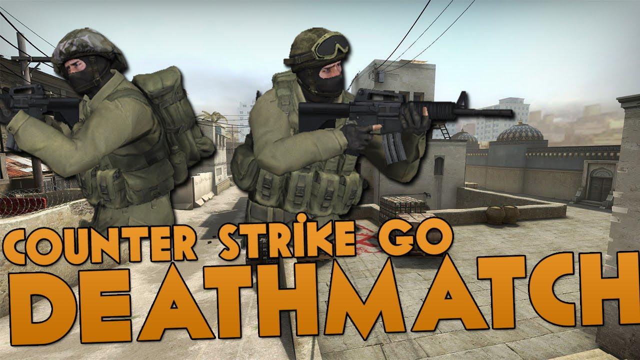 Плагин Deathmatch для CS GO