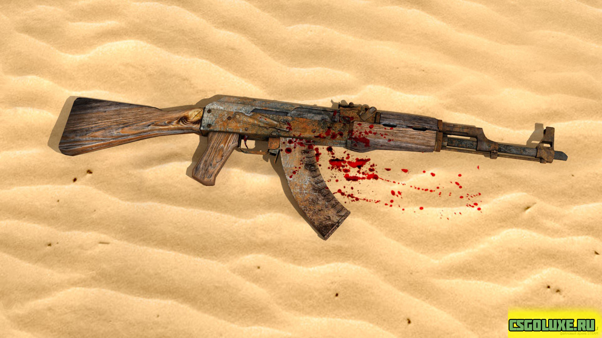 AK-47 Survivor для CS GO