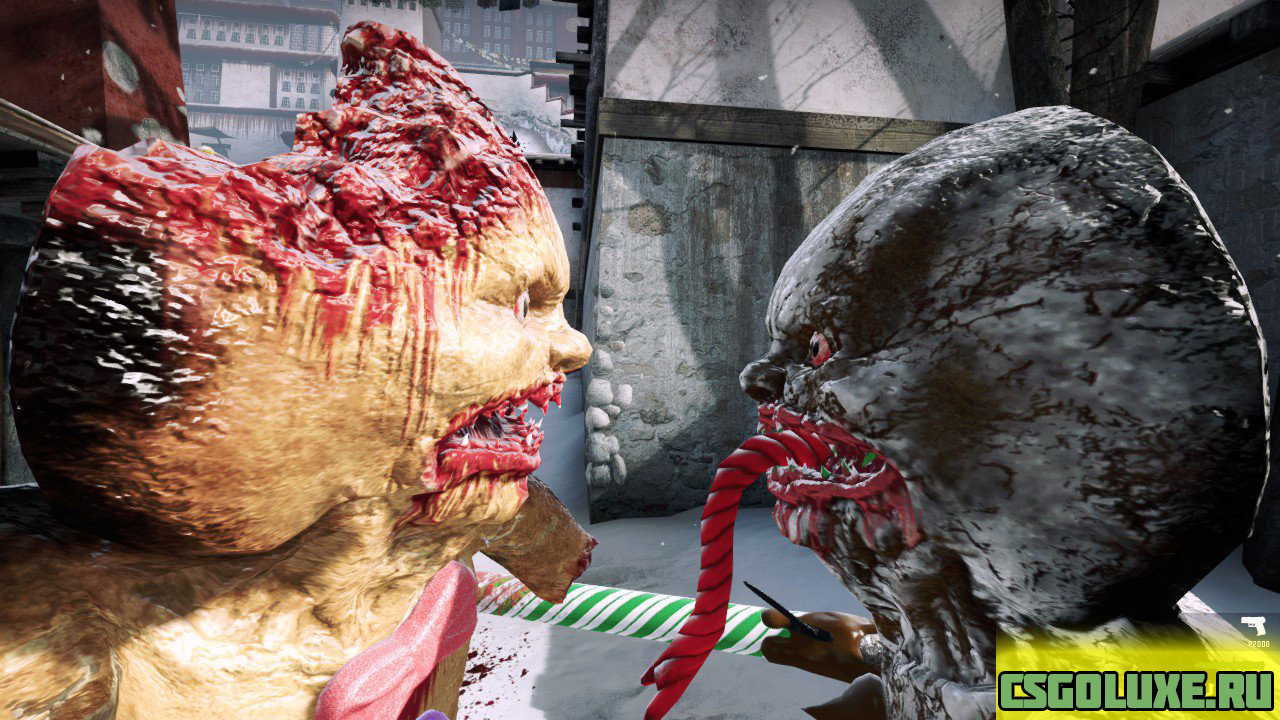 Монстры печенье из Killing Floor 2 для CS GO