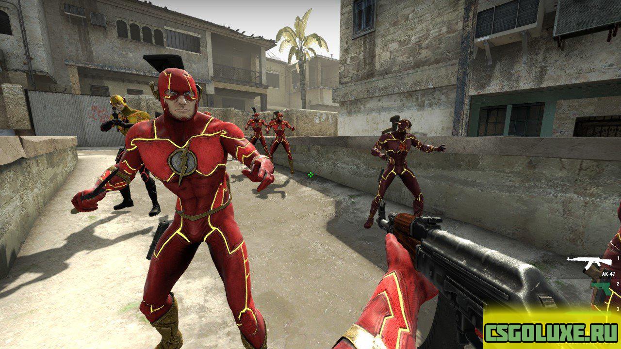 Flash для CS:GO