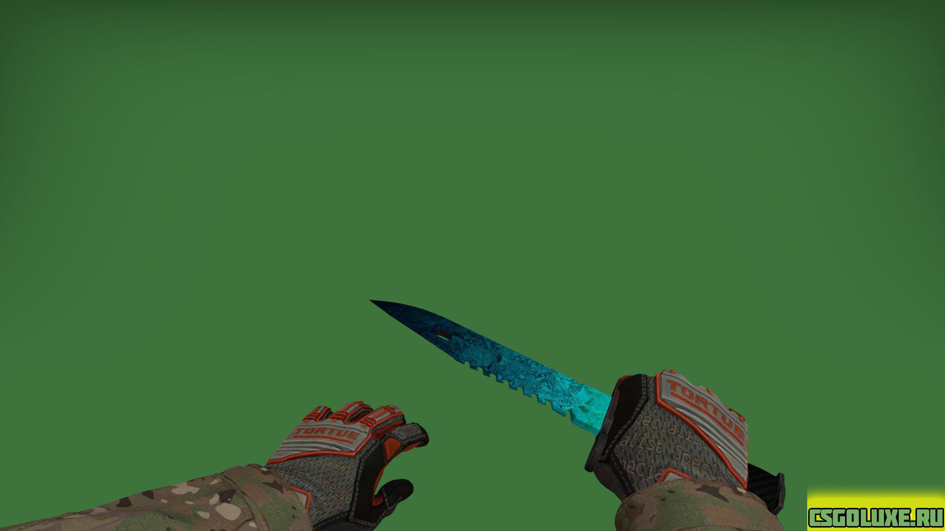 Модель ножа M9 Bayonet - Evolve для CS:GO