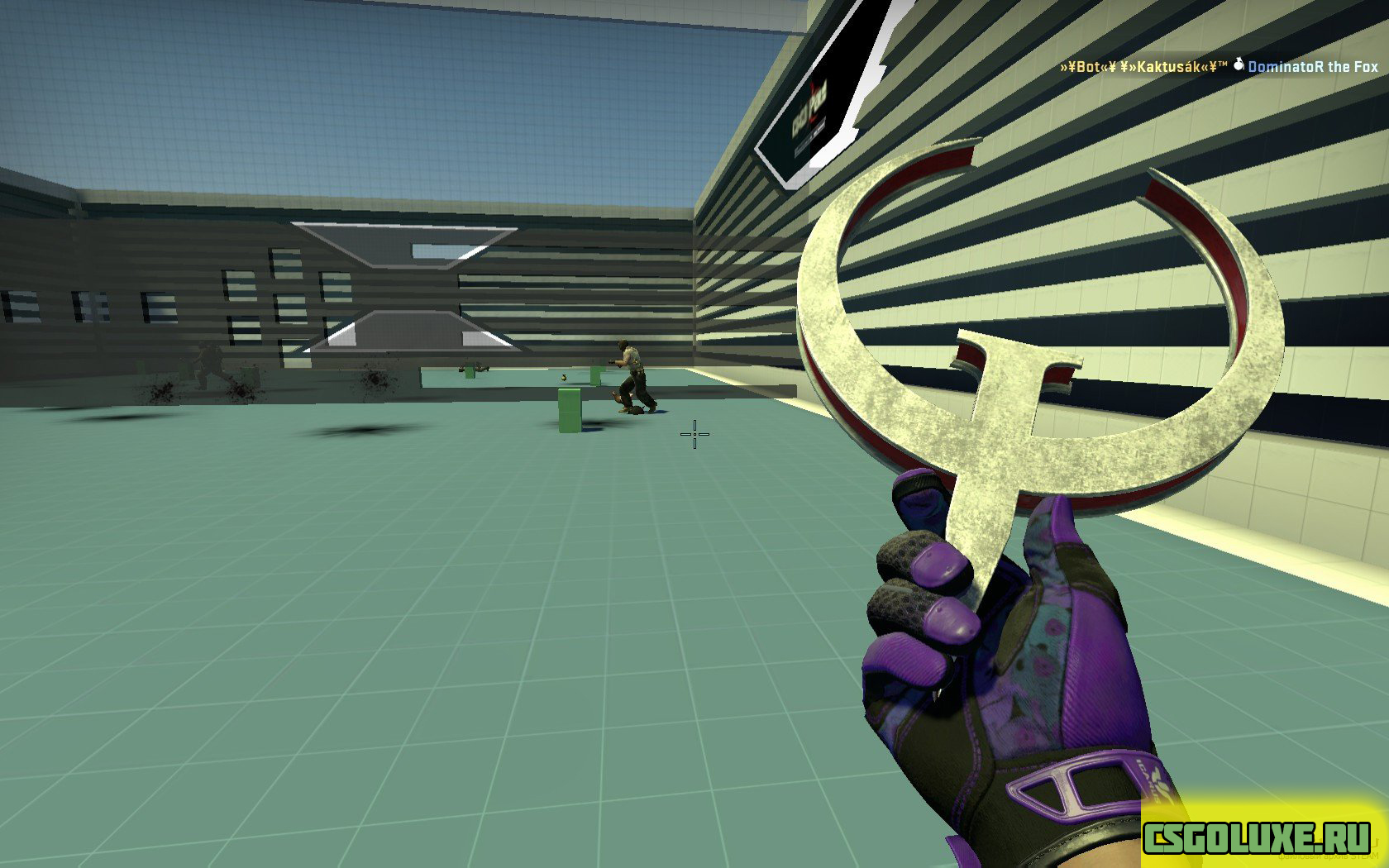 Quake для CS GO