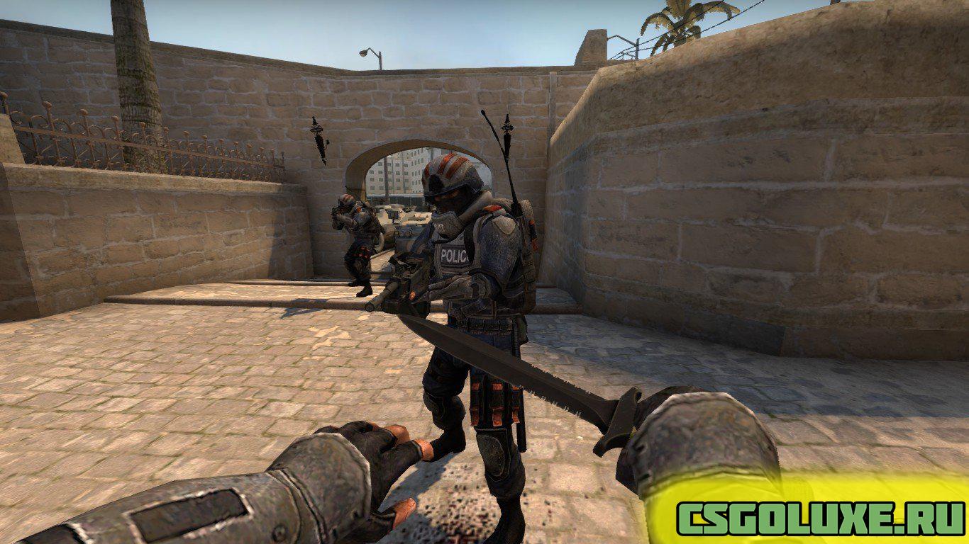 Модель Бойца из игры Homefront для CS GO