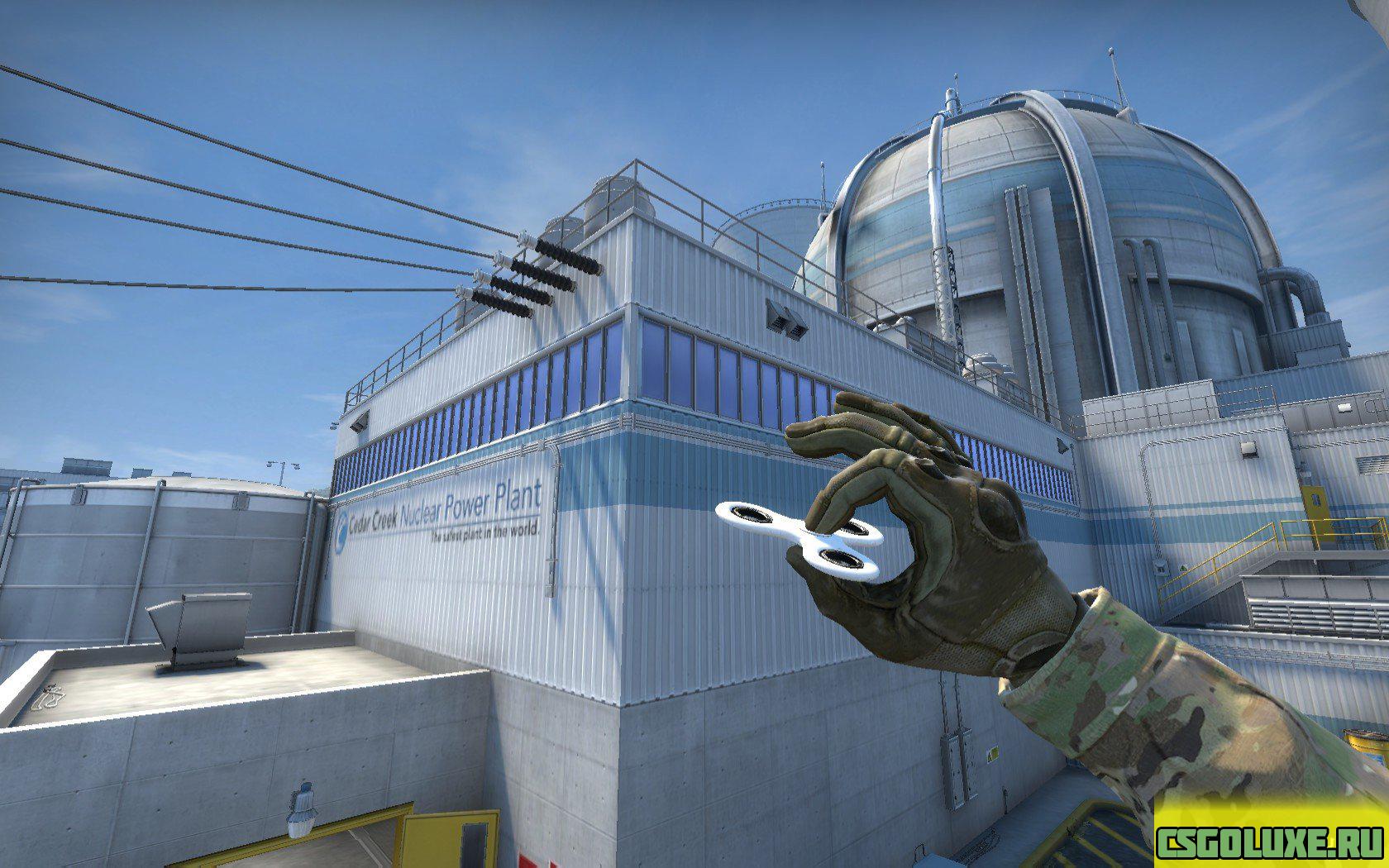 Модель оружия Fidget Spinner для CS:GO