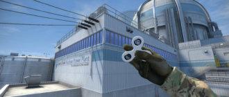 Модель оружия Fidget Spinner для CS GO