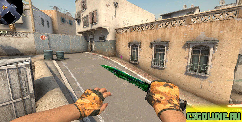 Нож M9 Bayonet | ToxicWaste для CS GO