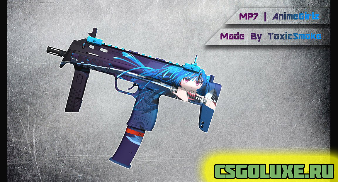 MP7 | AnimeGirlz для CS GO