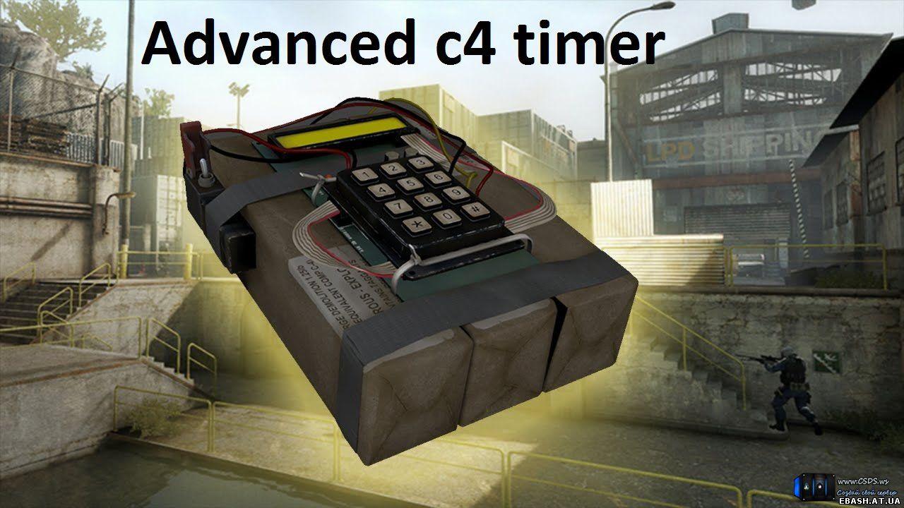 Advanced c4 timer