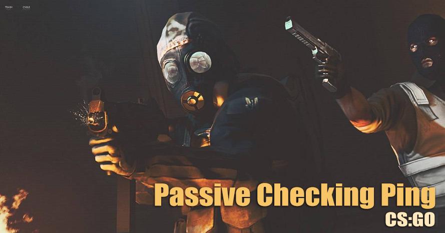Плагин Passive Checking Ping