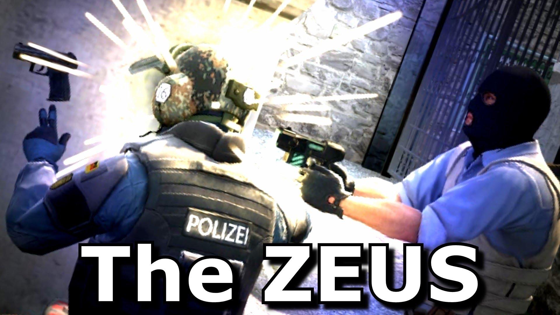 Плагин для CS GO Zeus Round