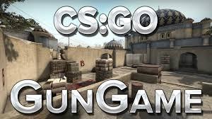 Скачать Мод GunGame для CS:GO