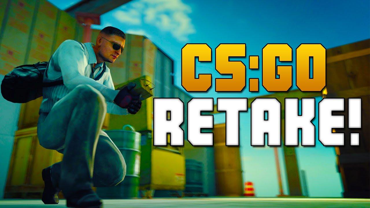Плагин для CS GO Retake
