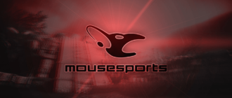 Natus Vincere выиграли mousesports на Dust2