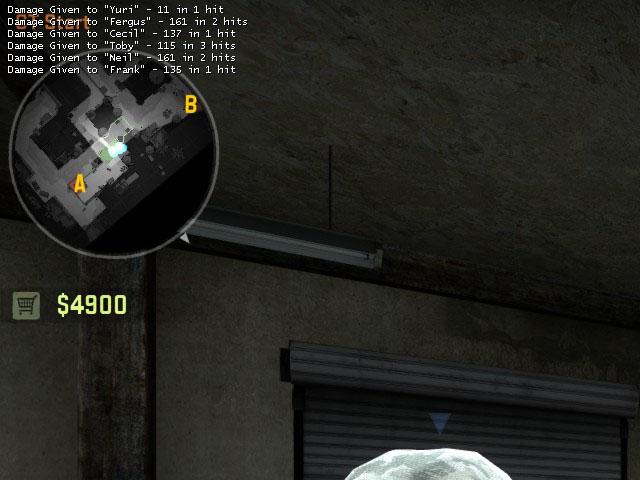 Как вывести урон на экран cs go