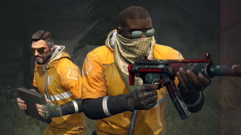 Паттерны MP5-SD Подопытные крысы в cs go
