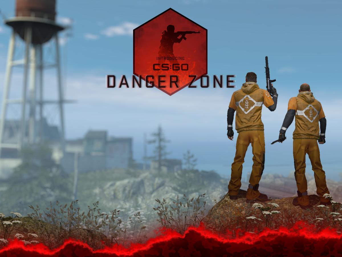 Как запустить Danger Zone cs go в одиночку или с друзьями