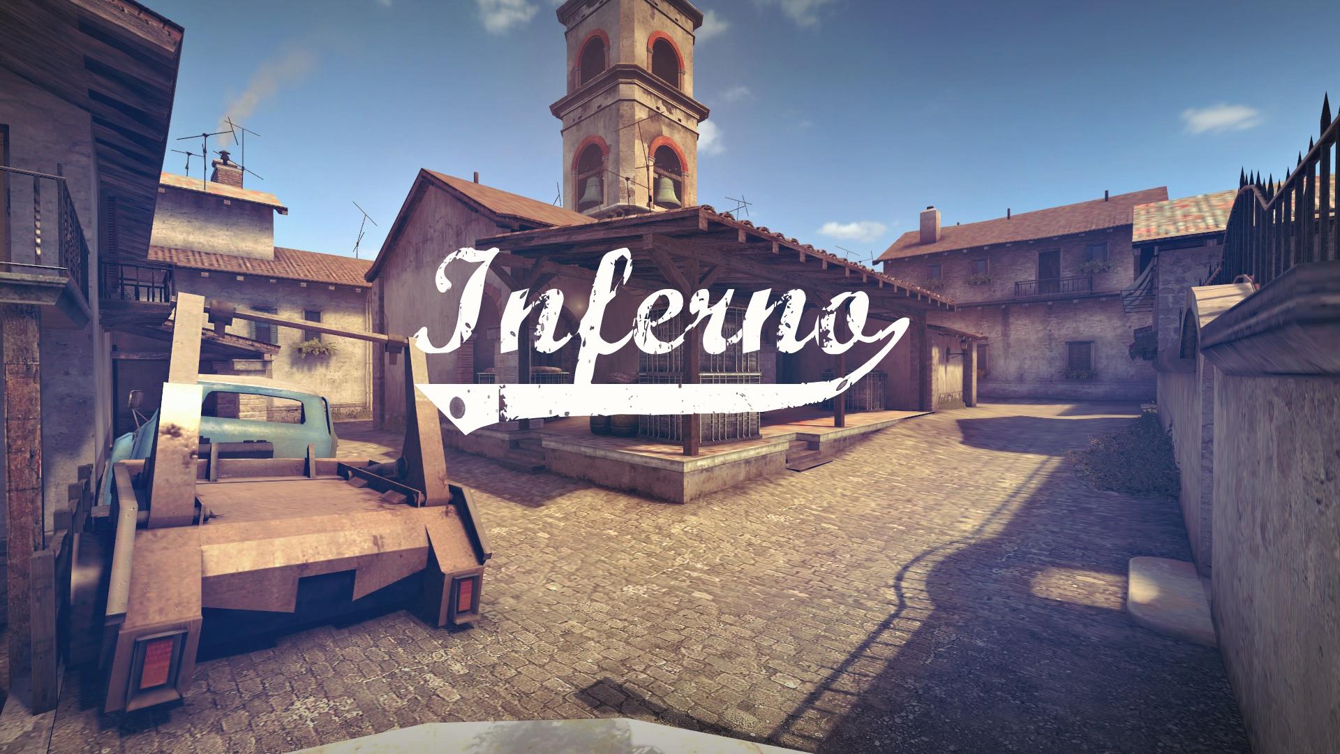 Тактики на карте Inferno CS:GO