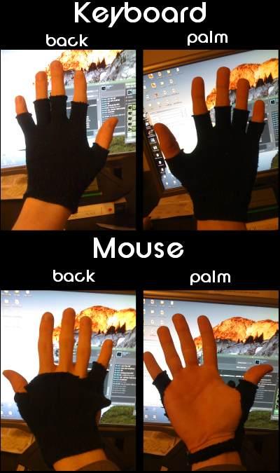 Холодные руки во время игры в кс го