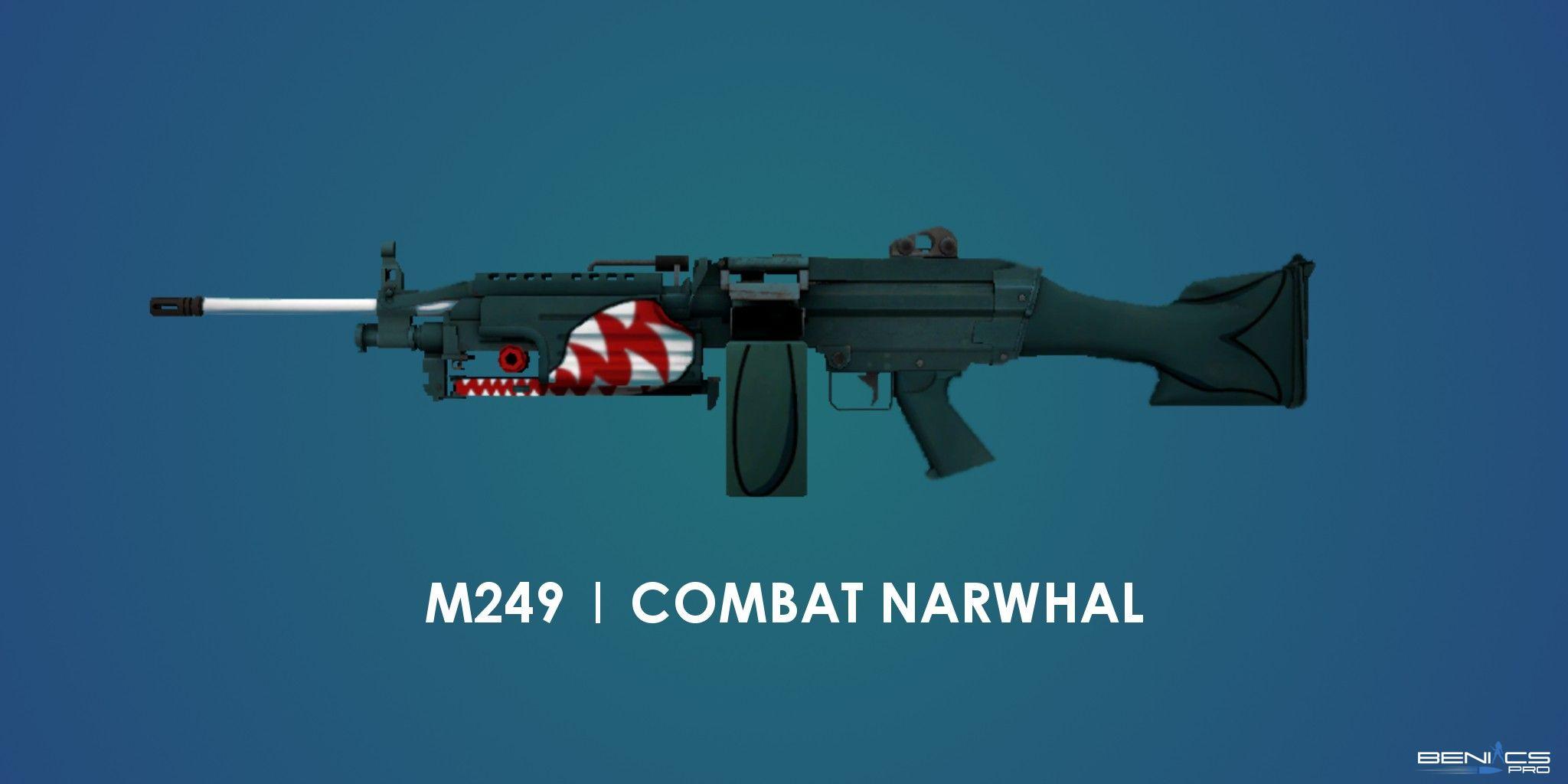 Обои M249