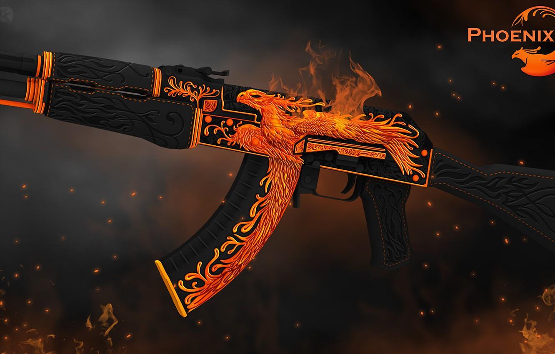 Обои AK-47