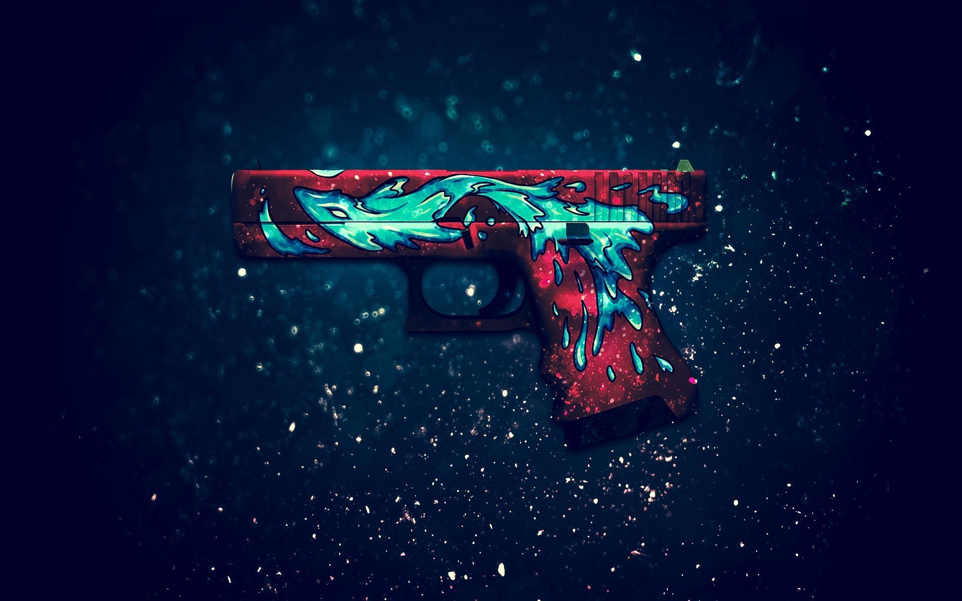 Glock ОБОИ