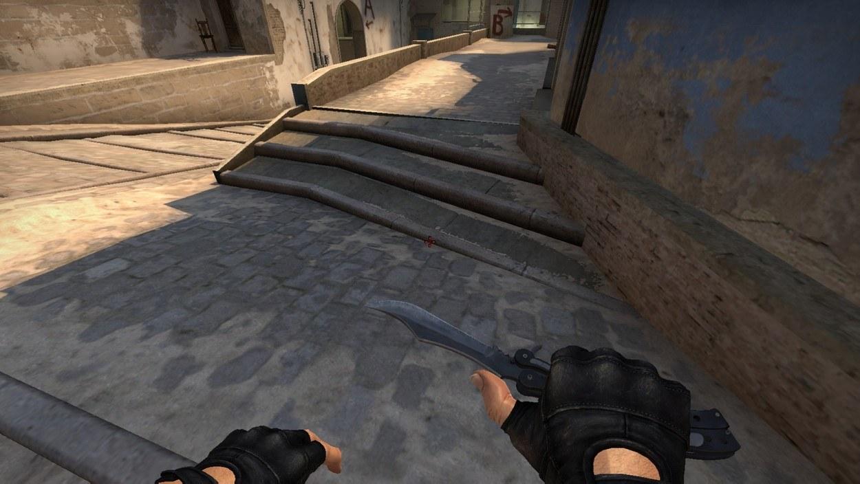 раскидки на карте Mirage в CS GO