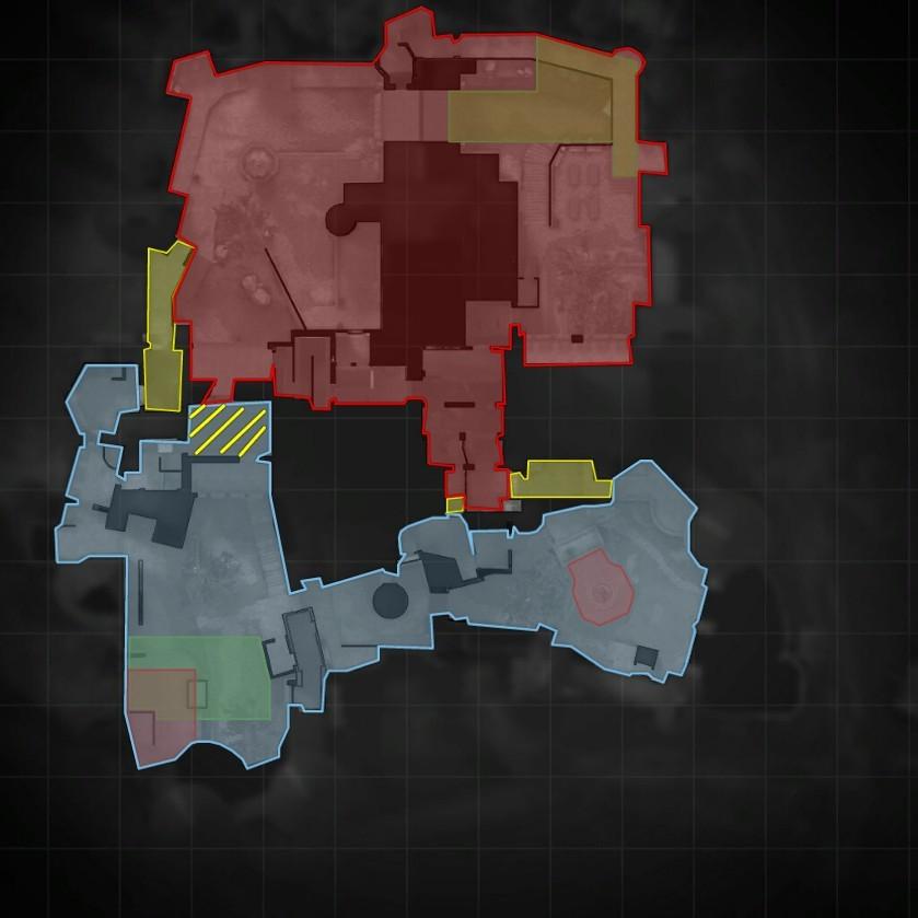 Тактики на карте Cobblestone CS:GO