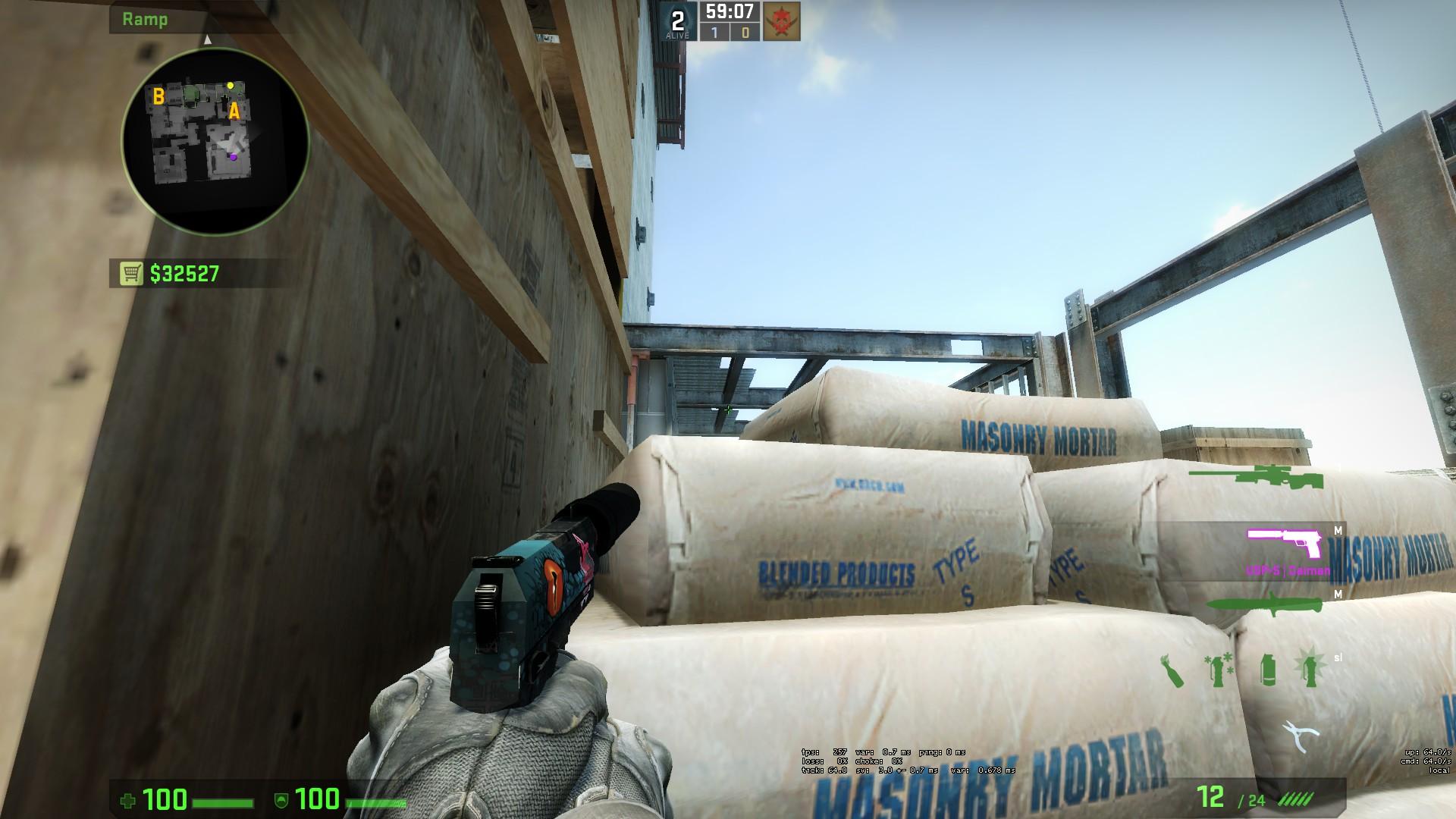 тактика на Vertigo в CS:GO