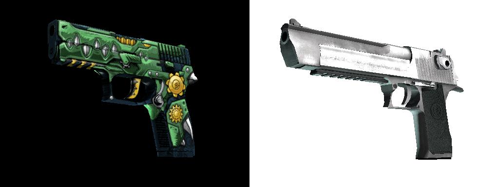 Лучшие оружия в cs go