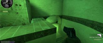 Плагин очки ночного видения для CS GO