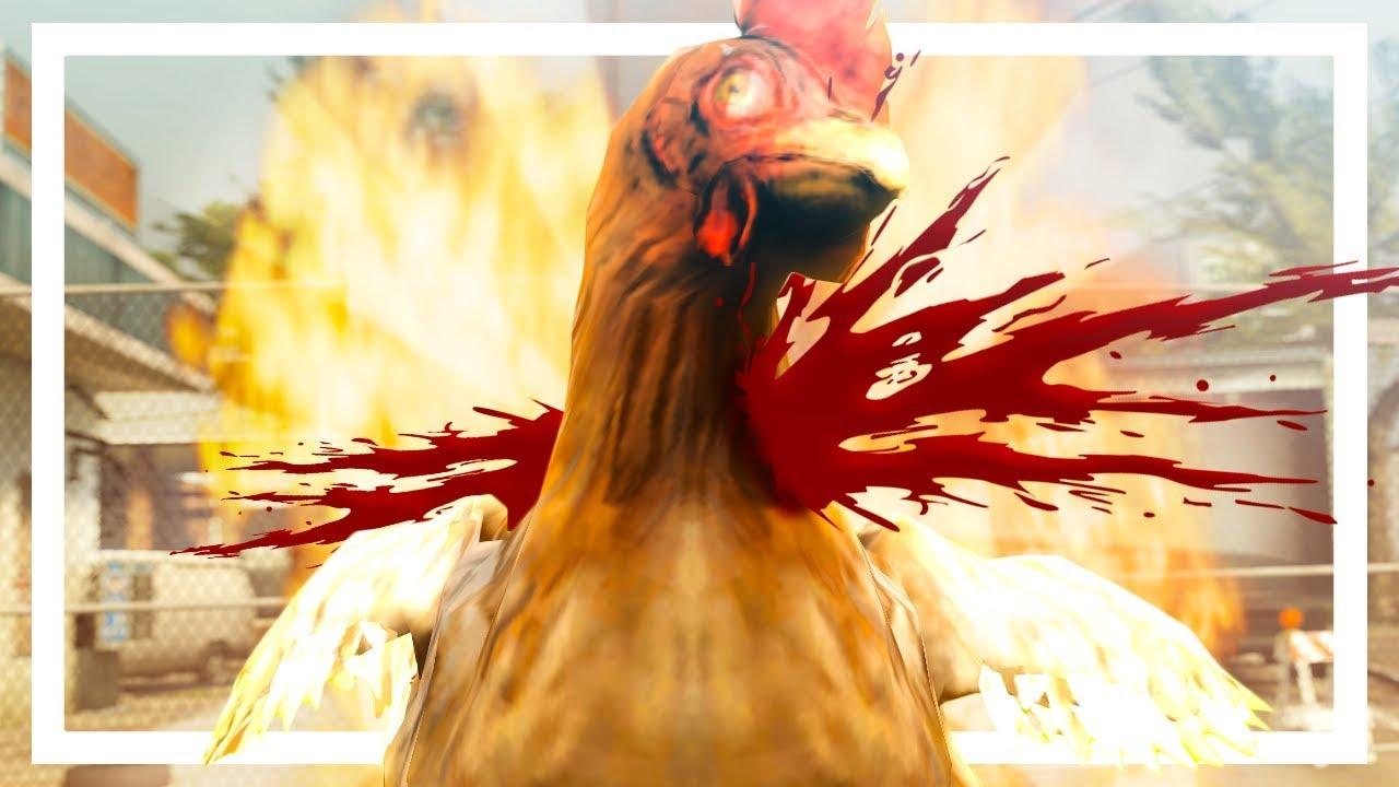 Плагин Chicken Wars для CS GO