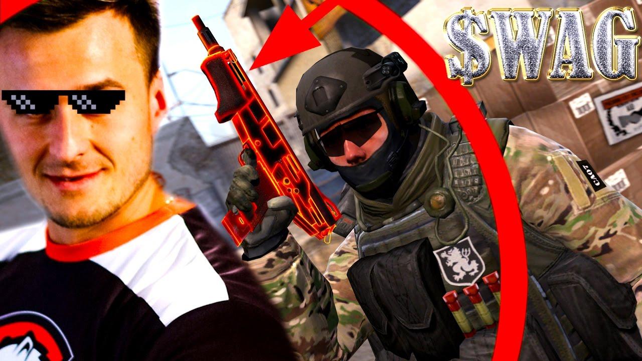 Как стрелять с MAG 7 в CS GO