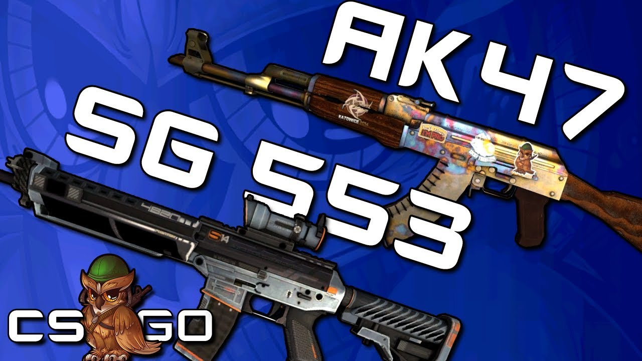 Нововведение от Valve: SG 553 и новая мета