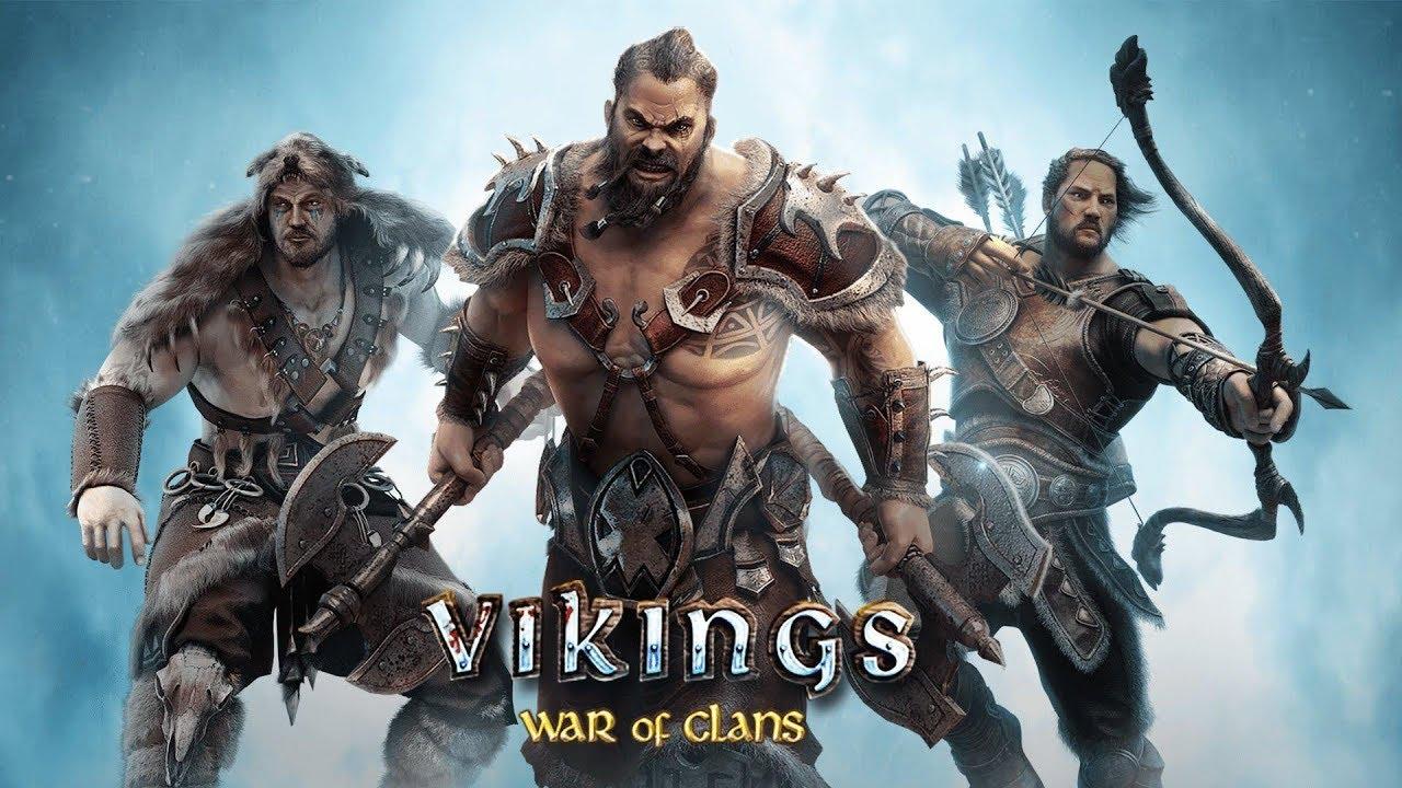 Обзор Vikings: war of clans, онлайн игра про викингов