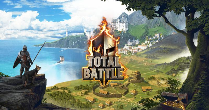 Обзор игры Total battle, построй свою империю