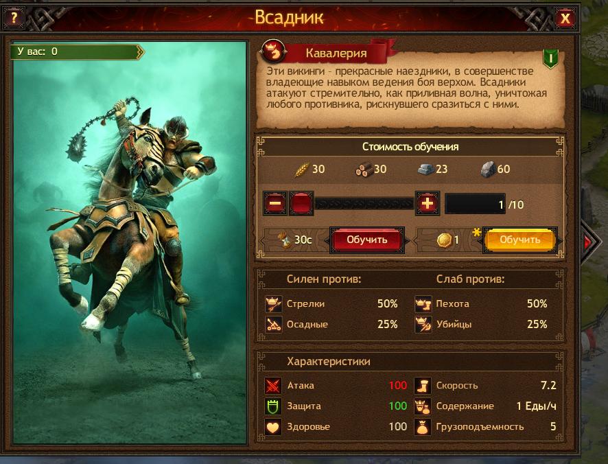 онлайн игра про викингов