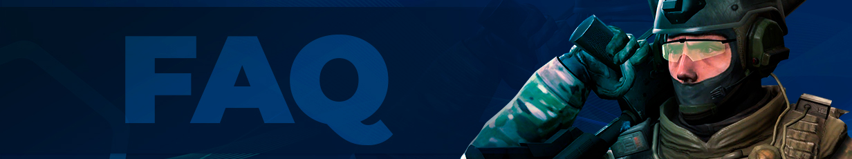 Часто задаваемые вопросы о CS GO
