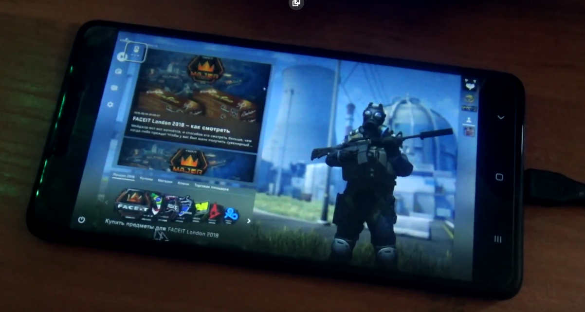 игра cs go на андроид