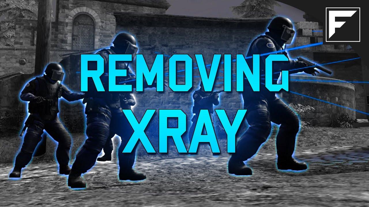 Как включить xray в CS GO