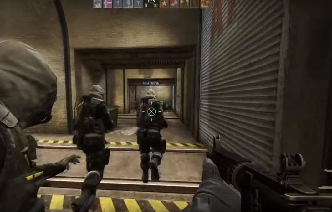 Обзор игры Counter-Strike: Global Offensive