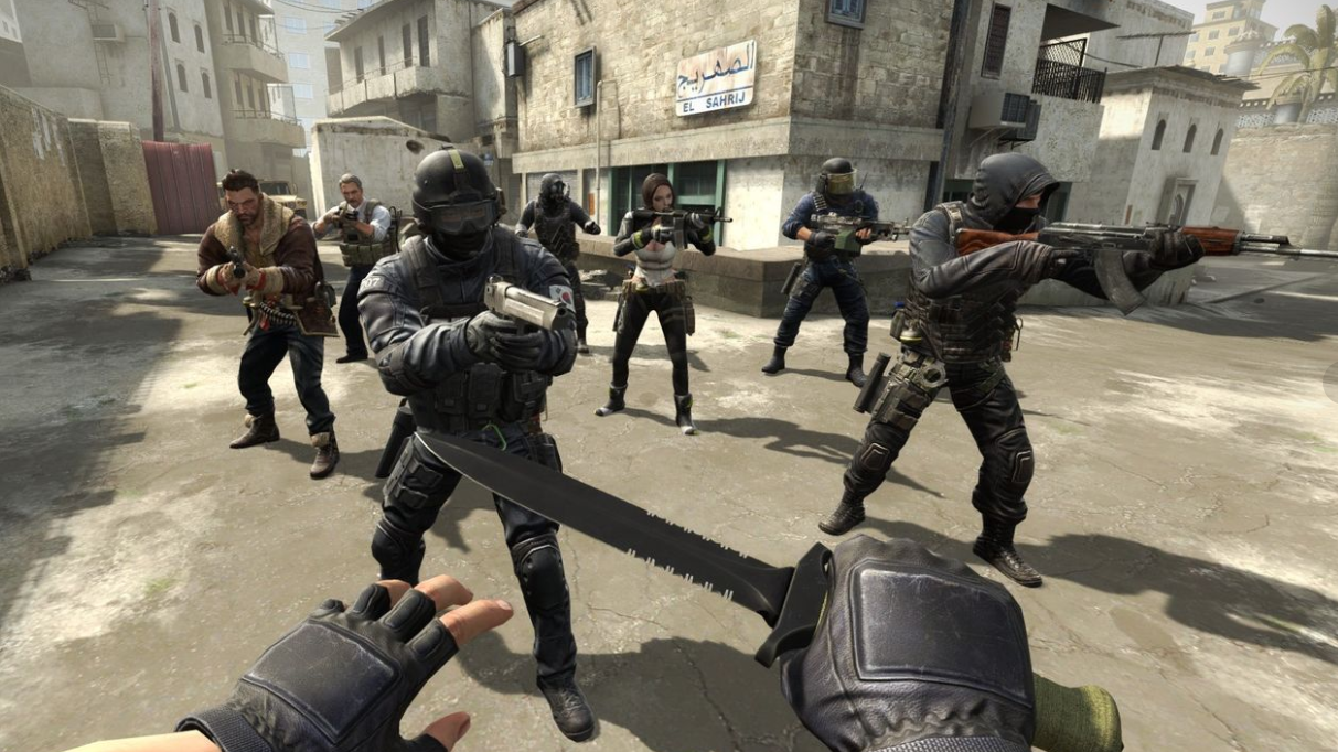 Обзор Counter-Strike: Global Offensive